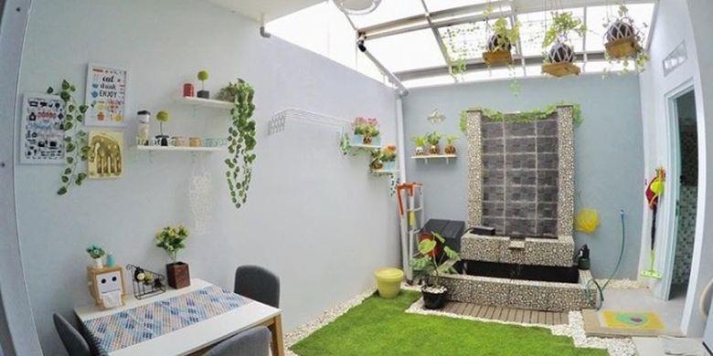 "Mungkinkah Bikin Taman ""Indoor"" Di Rumah Mungil? Begini Caranya... Halaman  All - Kompas.com"