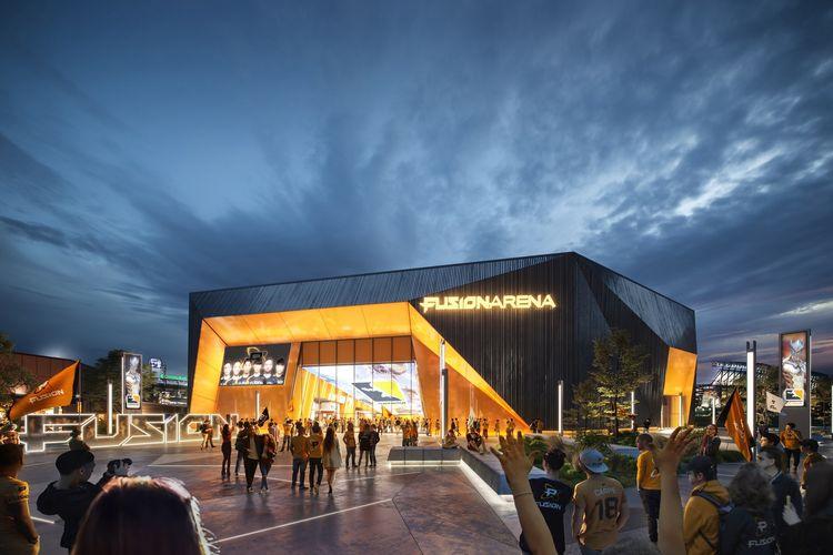 Fushion Arena