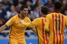 Komentar Luis Suarez soal Kemenangan 8-0 atas Deportivo