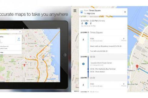 Google Maps Kini Bisa Lacak Perjalanan Teman