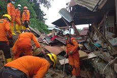 Tim SAR Lanjutkan Pencarian Korban Longsor Manado, Evakuasi dengan Cara Manual