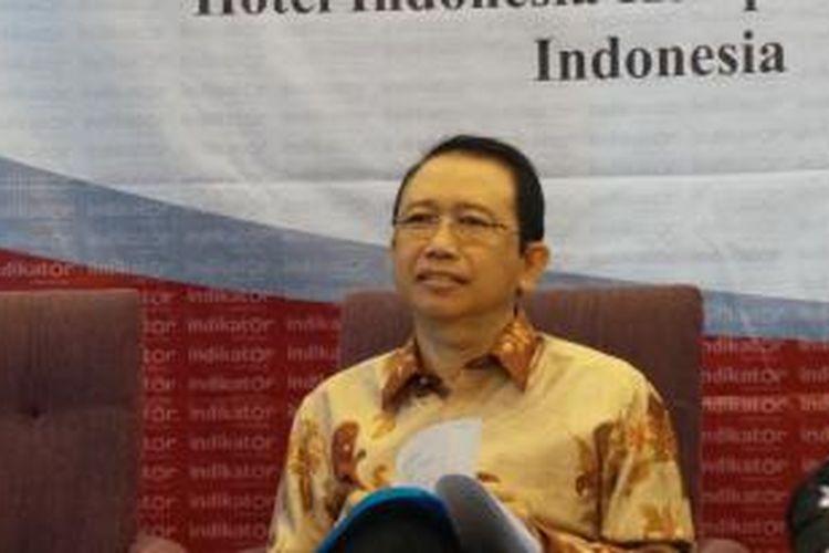 Wakil Ketua Majelis Tinggi Partai Demokrat Marzuki Alie