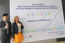 Ridwan Kamil Terbitkan Peraturan Wali Kota tentang Gedung Hijau
