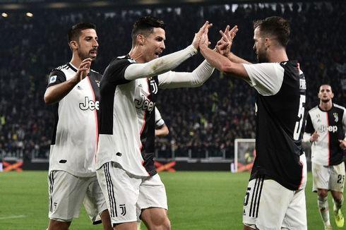 Juventus Vs Bologna, Si Nyonya Besar Menang Tipis