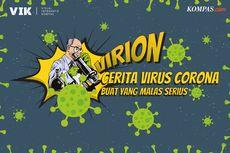 Komik Virion: Cerita Virus Corona Buat yang Malas Serius