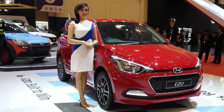 Hyundai i20 meluncur di Indonesia