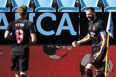 Babak I Celta Vigo Vs Real Madrid - Brace Benzema Bawa Los Blancos Unggul