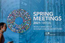 IMF Optimistis Ekonomi Dunia Pulih Lebih Cepat Tahun Ini, tetapi...