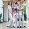 Keluarga Ruben Onsu Naik Helikopter Pertama Kali, Kagum Lihat Keindahan Bali