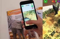 Mengenal Dunia Hewan Lewat Ensiklopedia 4D Berbasis Augmented Reality