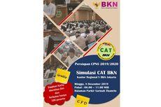 Ada Simulasi CAT di Jakarta untuk Persiapan CPNS 2019, Tertarik?