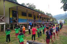 Tak Tertampung, Ratusan Pelajar SMP di Nunukan Bakal Belajar di SD