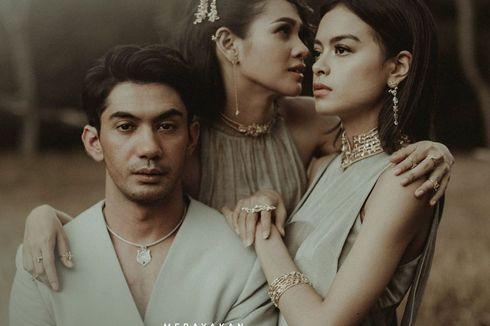 Reza Rahadian, Andien dan Eva Celia Jadi Inspirasi Koleksi Perhiasan