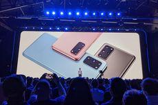 Samsung Resmi Umumkan Galaxy S20, S20 Plus, dan S20 Ultra