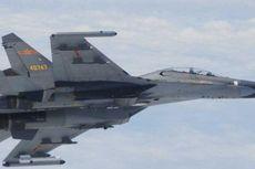 Pesawat Tempur Rusia Terbang 4,5 Meter di Dekat Pesawat AS