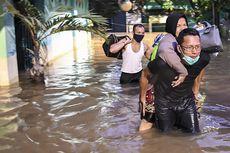 BPBD DKI Sebut 49 RT Masih Tergenang Banjir