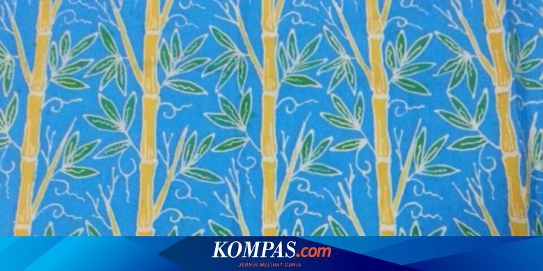 Dipuji Motif Batik Unik Khas Grobogan Karya Pemuda 29 Tahun