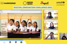 Ajak Remaja Jadi Agen Perubahan, UNICEF dan Markoding Gelar
