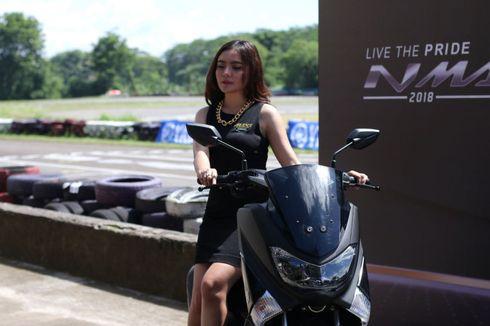 Yamaha Klaim Jualan NMAX Tidak Terganggu PCX