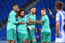 Jadwal La Liga Spanyol, Juara Malam Ini, Real Madrid?