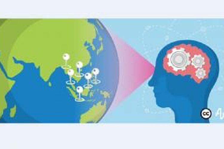 Satu hal harus disiapkan dari para lulusan perguruan tinggi adalah menumbuhkan pola pikir berorientasi global (global mindset). Dalam pola pikir tersebut para lulusan dituntut untuk memiliki satu kesadaran bahwa mereka memiliki hak sama untuk sukses dan berhasil, sama seperti yang dimiliki oleh para lulusan serta tenaga kerja lain dari negara manapun juga.