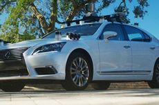 Toyota Pakai Lexus Hybrid untuk Eksperimen Otonomos