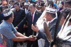 Menteri Kelautan Mendapat Gelar Kehormatan Warga Adat Pulau Enggano