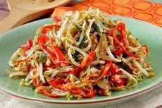 Resep Tumis Taoge Jamur Kancing, Masakan Rumahan Anti Ribet