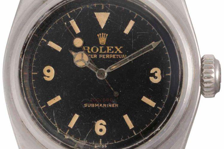 Rolex Submariner Termahal