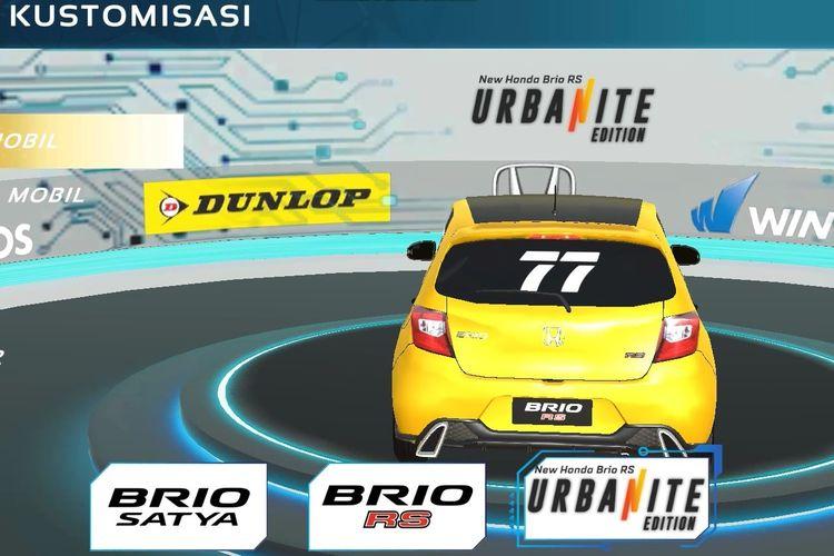 Brio Virtual Drift Challenge (BVDC) 2