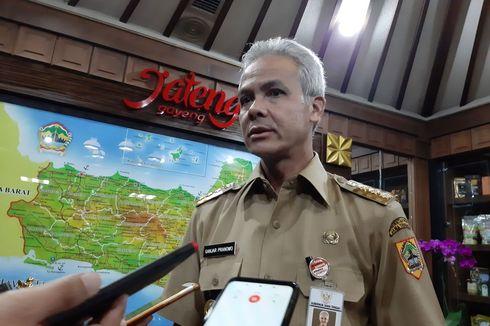 Cara Ganjar Pranowo Koordinasi Banjir dengan Kepala Daerah di Jateng
