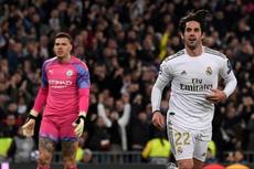 Real Madrid Vs Man City, Zidane Sayangkan Timnya Hilang Konsentrasi dalam 10 Menit