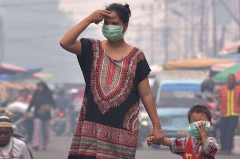 Fakta Terkini Bencana Kabut Asap, 6.025 Warga Terserang ISPA hingga Balita Diungsikan