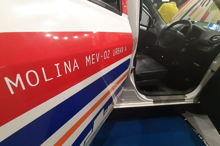 Daihatsu Ayla bertenaga listrik hasil garapan Universitas Indonesia