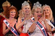 Mantan Biduan Berusia 73 Tahun Juarai Kontes Kecantikan Para Nenek