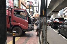 Prihatin dengan Tunanetra Tabrak Truk di Trotoar, PPDI: Pernah Ada yang Kecelakaan