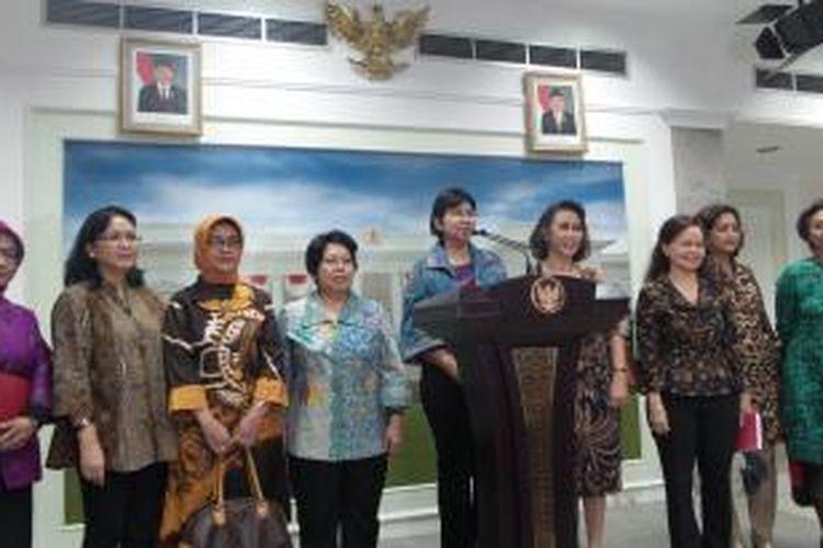 Panitia seleksi pimpinan Komisi Pemberantasan Korupsi (KPK).