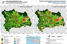 Lapan Analisis Banjir di Sukabumi melalui Satelit Penginderaan Jauh, Ini Hasilnya