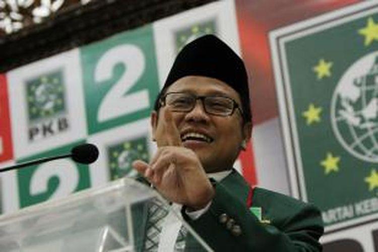 Ketua Umum DPP PKB, Muhaimin Iskandar.