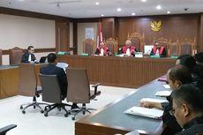Bacakan Eksepsi, Nyoman Dhamantra Ungkit Kiprahnya sebagai Anggota DPR