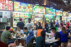 Singapura Tingkatkan Lagi Standar Kebersihan Penjaja Makanan di Pujasera