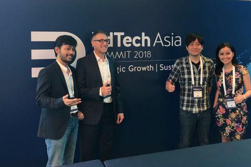 Kompak, 3 Edutech Indonesia Serukan Hal Ini di Edtech Asia Summit 2018