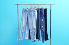 Tips Mengecilkan Celana Jeans yang Kebesaran