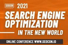 SEOCon Jakarta 2021 Digelar Online, Ini Tanggalnya
