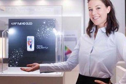 Samsung Pamer Sudah Kalahkan 'Retina Display'