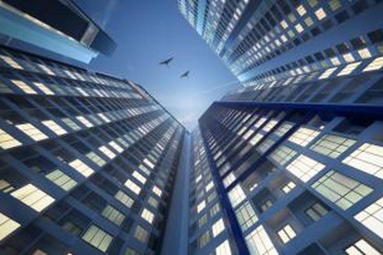 Pasar apartemen di Bekasi terus tumbuh dengan kehadiran 18.128 unit.