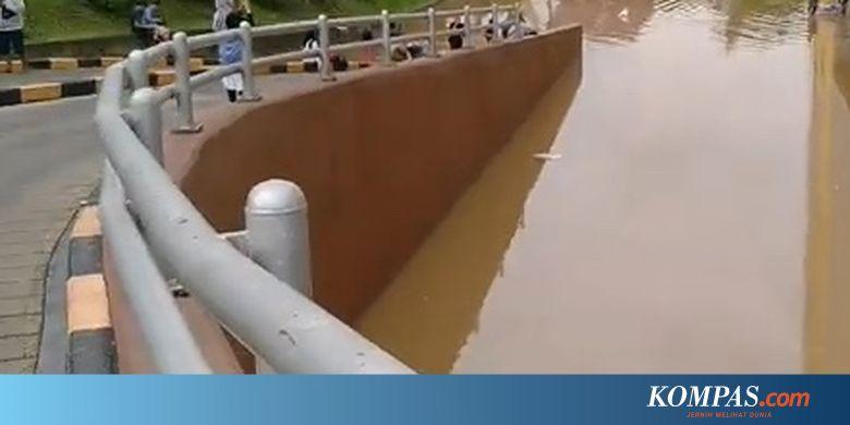 MTLA Kado Tahun Baru, 3 Mal Jadebotabek Terendam Banjir