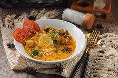 Resep Soto Udang Khas Medan, Masakan Kuah Santan