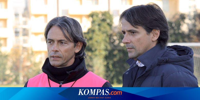 Liga Italia, Malam Kelabu bagi Inzaghi Bersaudara.