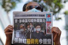 Menuju Akhir Era Koran Pro-Demokrasi Hong Kong